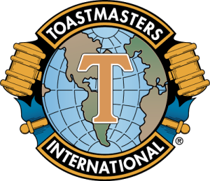 Toastmasters International globe logo